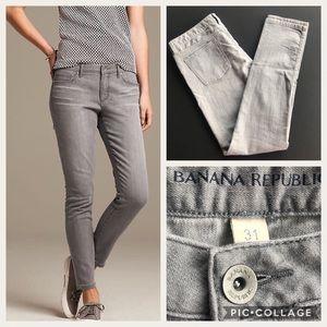Just in! Banana Republic skinny jeans